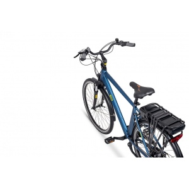 wygodny rower elektryczny Ecobike Trafik Men