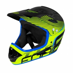 Kask downhill FORCE TIGER...