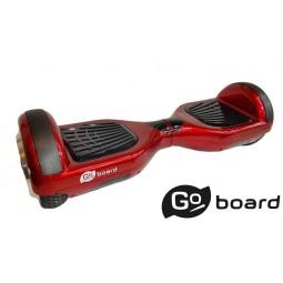 """GoBoard Standard PRO, koła 6.5"""" - czerwony"""