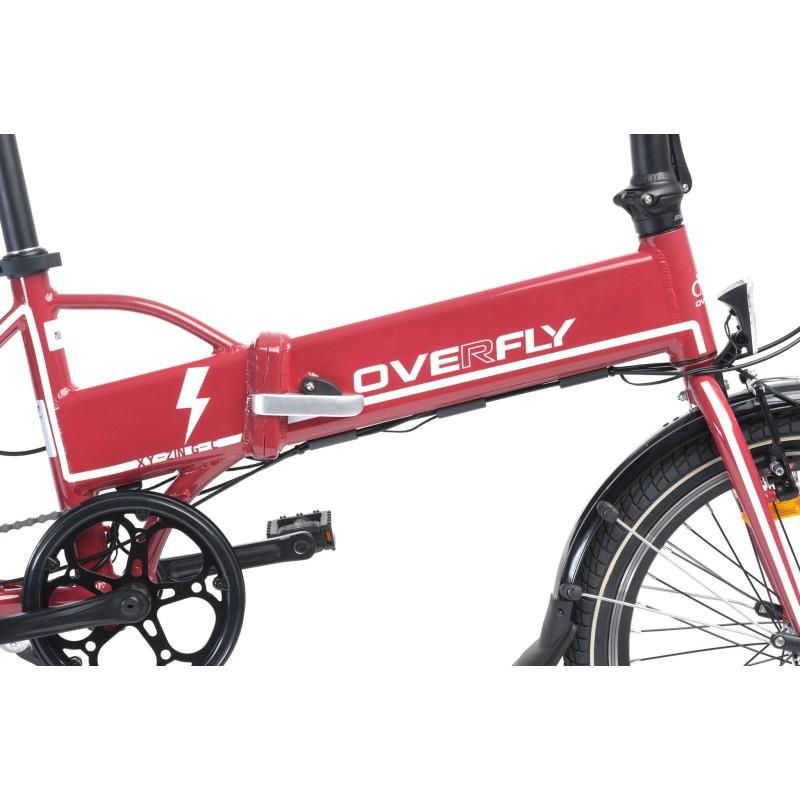 kompaktowy rower Overfly Zing