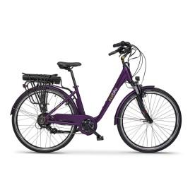 ecobike trafik violet pro