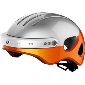 Airwheel C5, pomarańczowy - multimedialny kask