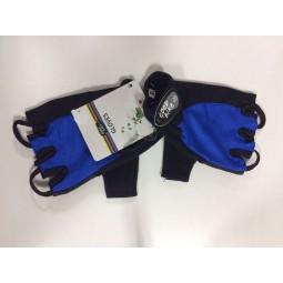 Rękawiczki SPORT, S - niebieskie