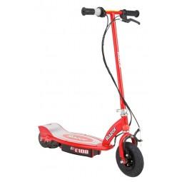 RAZOR E100 - czerwona