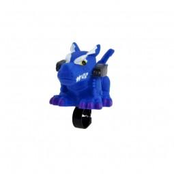 Trąbka PET - niebieski smok