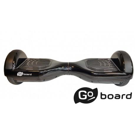 """Deskorolka elektryczna GoBoard Standard, koła 6.5"""" - czarny"""