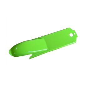 Zielona obudowa podestu