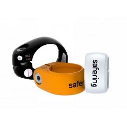 Safering Allure Gravity black 28,6 mm - zabezpieczenie siodła