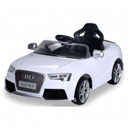Audi RS5 Biały