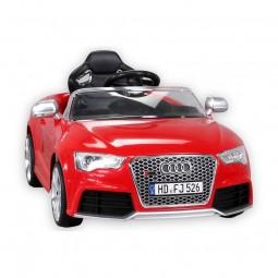 Samochód na akumulator Audi RS5 - czerwony