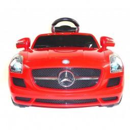 Samochód na akumulator Mrcedes SLS AMG Czerwony