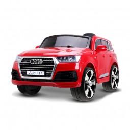 Samochód na akumulator Audi Q7 Red