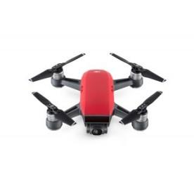 DRON DJI SPARK LAVA RED MORE COMBO