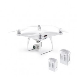 DRON DJI PHANTOM 4 PRO PLUS WITH 2 BATTERIES (EU)