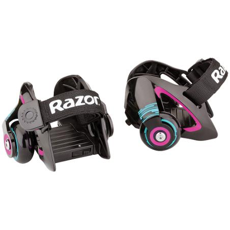 RAZOR wrotki Jetts weel wheels - różowe