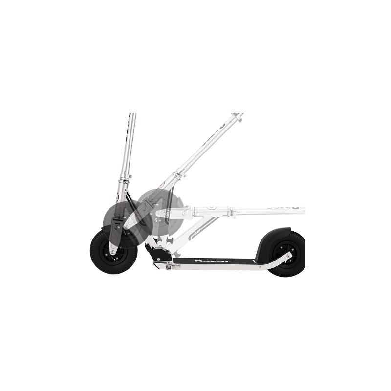 RAZOR A5 AIR - SILVER