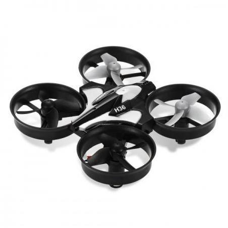 Dron JJRC H36 GREY