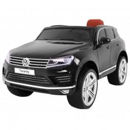 Samochód na akumulator Lakierowany Volkswagen Touareg - czarny