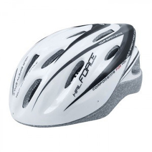 Kask rowerowy FORCE HAL S-M