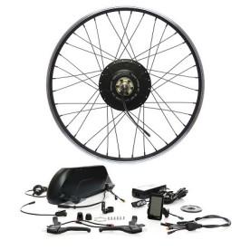 Ecobike - Zestaw do konwersji roweru na tył 750W