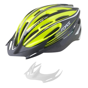 Kask rowerowy FORCE TERY...