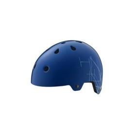 Kask Vault JR, niebieski