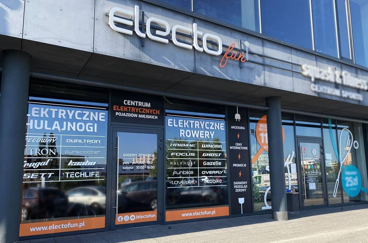 Salon Electofun Szczecin
